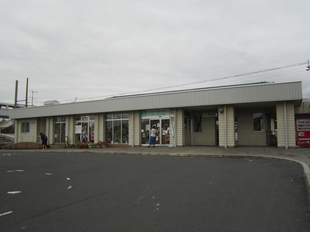 揖屋駅 | 改札画像.net