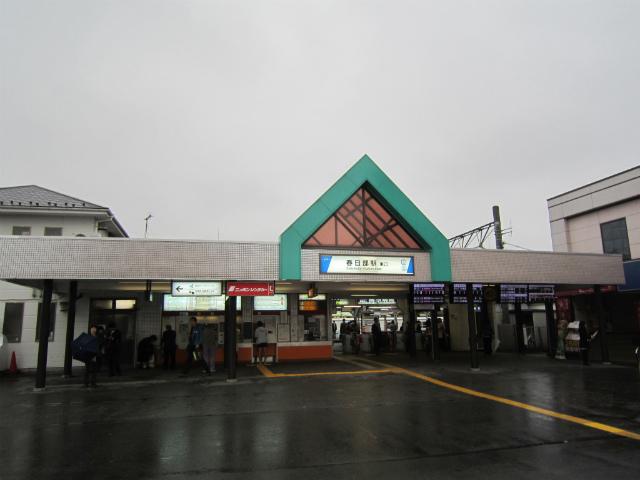 春日部東口駅舎