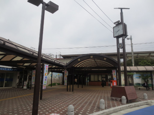 穂積 駅舎