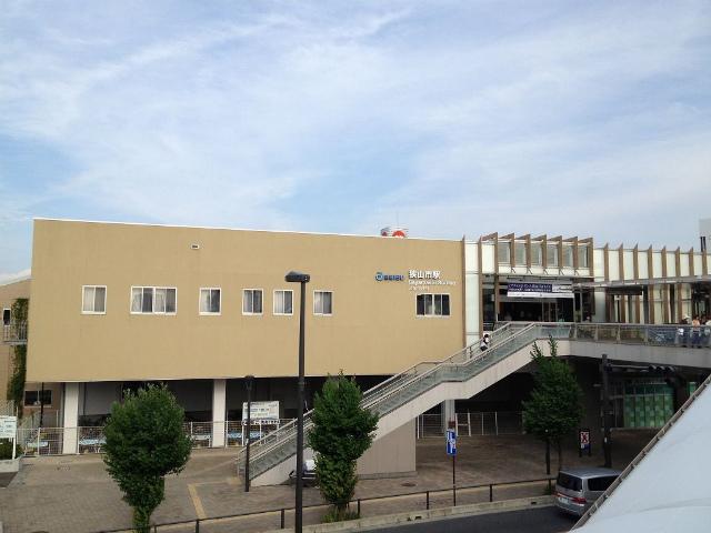 狭山市駅舎