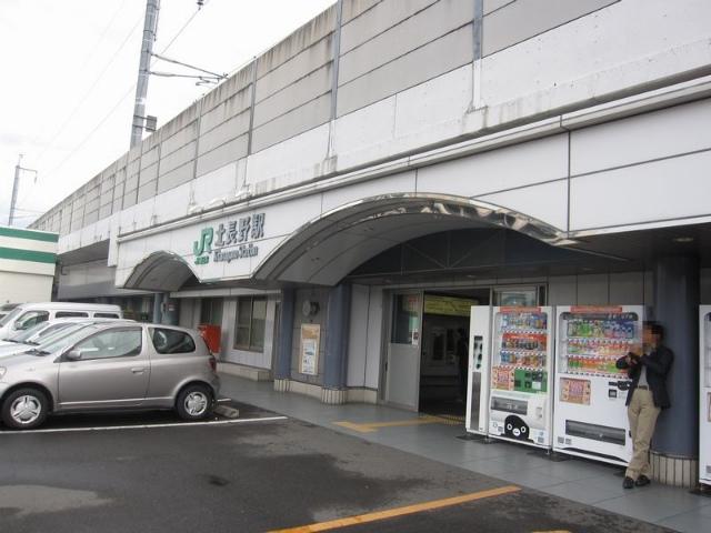 北長野駅舎
