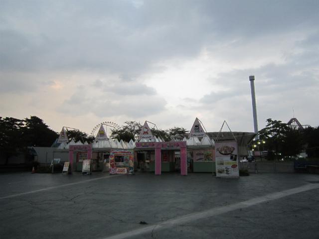 遊園地西入口