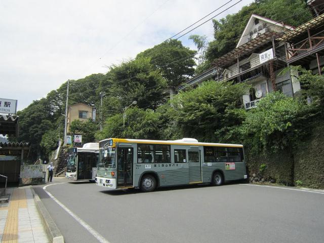 上野原ロータリー