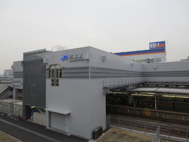 尼崎 駅舎