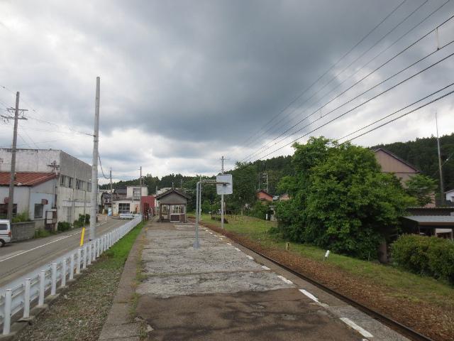上滝 ホーム