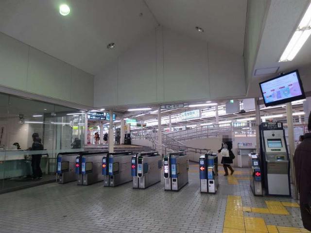 阪急塚口 北改札