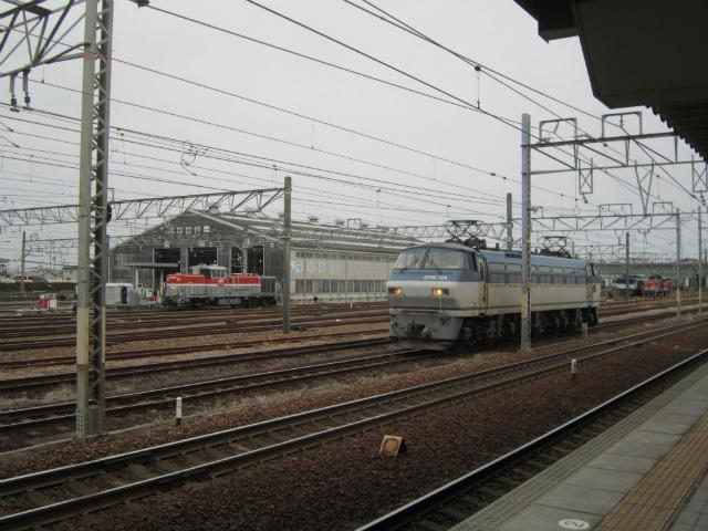 稲沢貨物駅