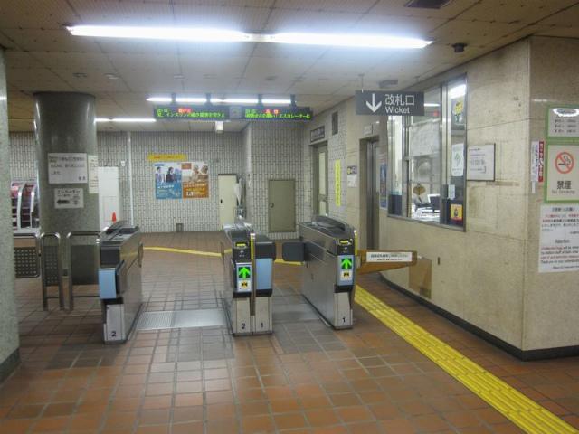 地下鉄八田駅