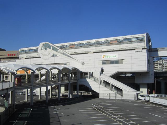 多摩センモノレール駅舎