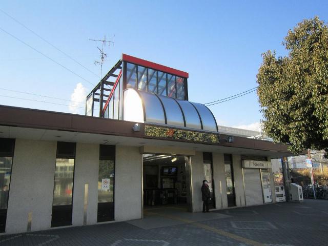 新守山駅舎