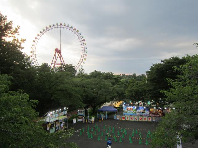 西武園遊園地