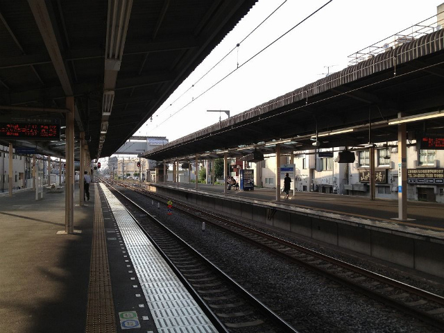 新所沢ホーム