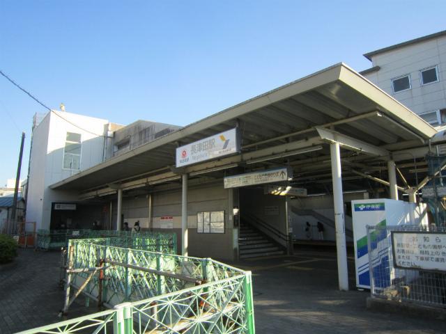 長津田西口駅舎