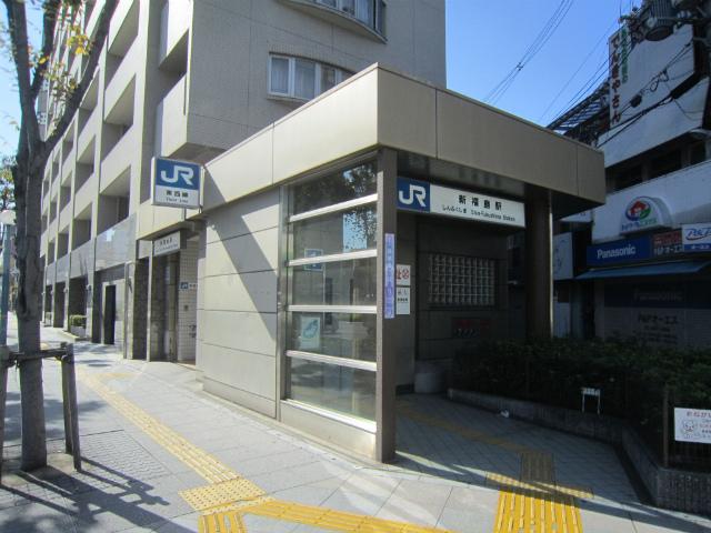 新福島駅入り口