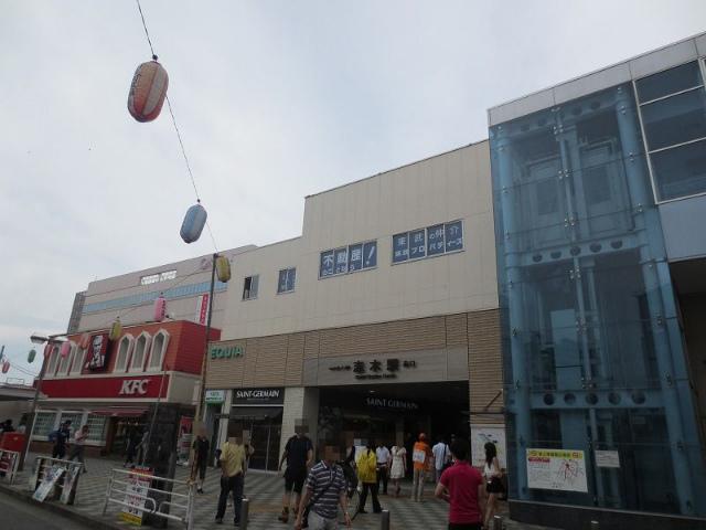 志木 駅舎