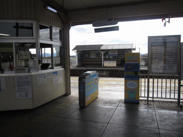 早島駅 改札
