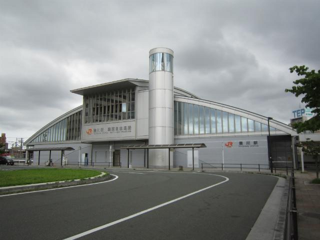 豊川 駅舎