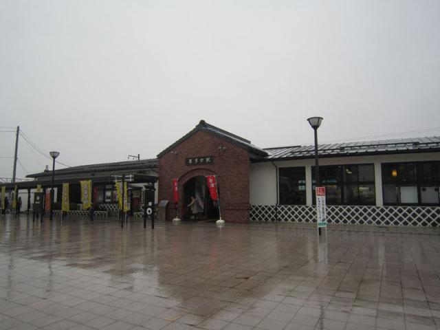 喜多方駅舎