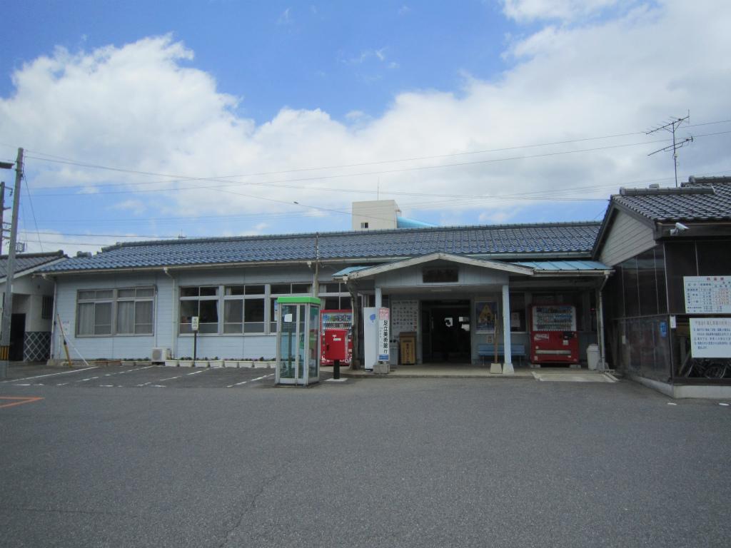 荒島駅 | 改札画像.net