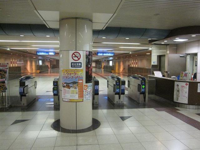阪神福島駅