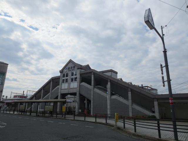 桜井 駅舎