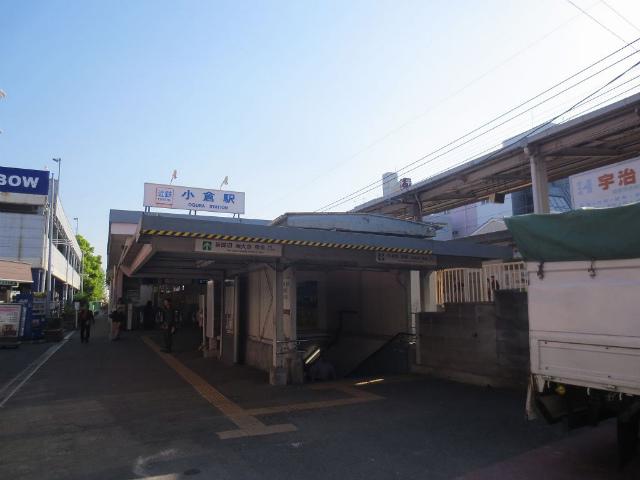 小倉 駅舎