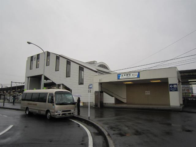 南栗橋駅舎