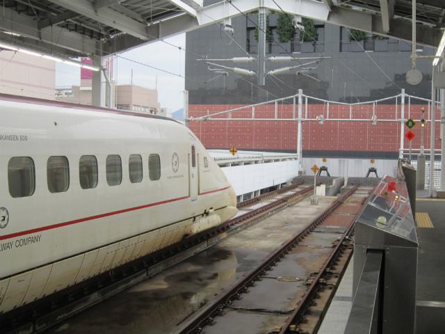 中央新幹線終点