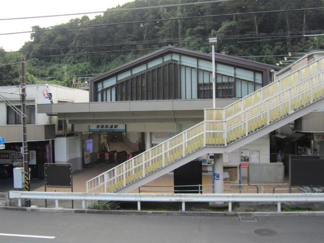 KQ田浦駅舎