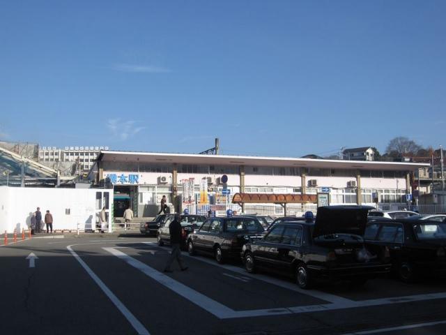 橋本 駅舎