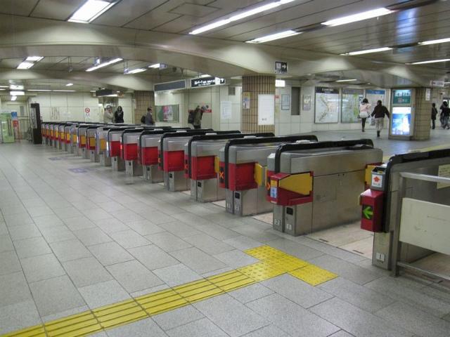 天王寺(地下鉄)東
