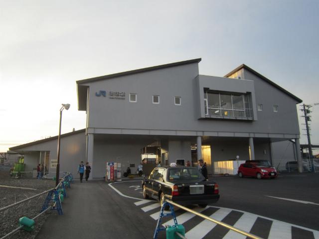 稲枝駅南口