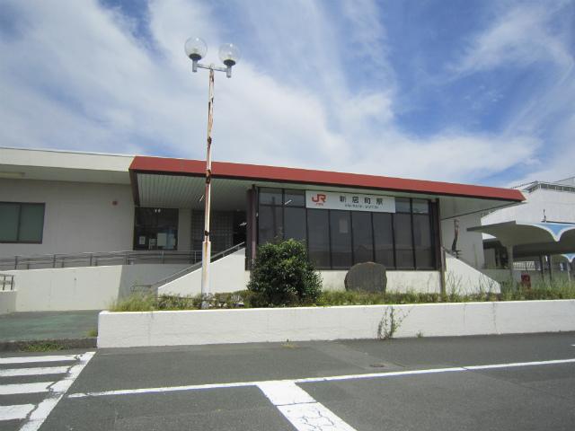 新居町駅舎