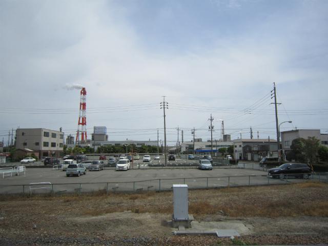 海山道駅東側