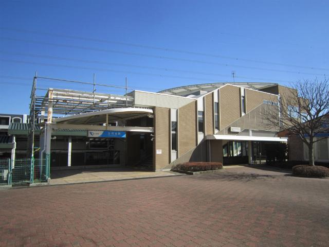 五月台駅舎