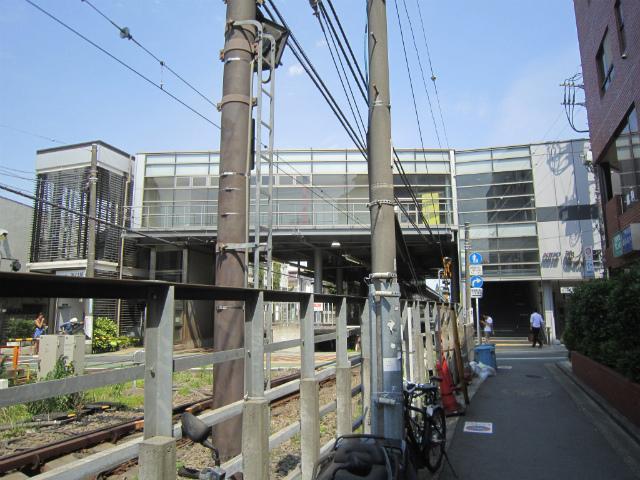 池ノ上駅舎