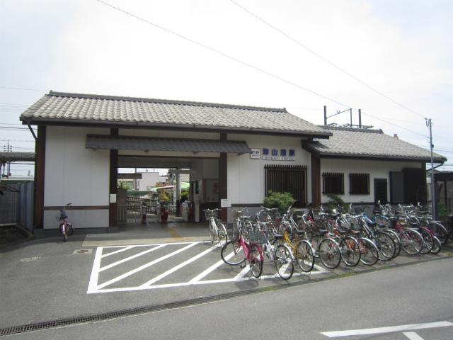 海山道西駅舎