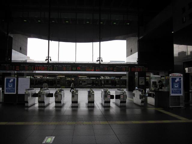 京都駅 烏丸中央口