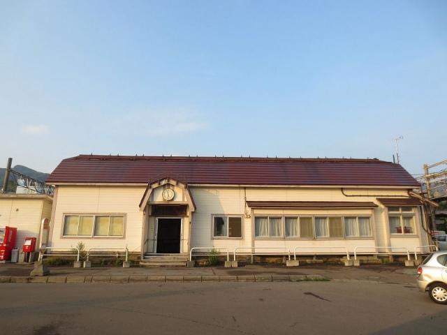 銭函 駅舎