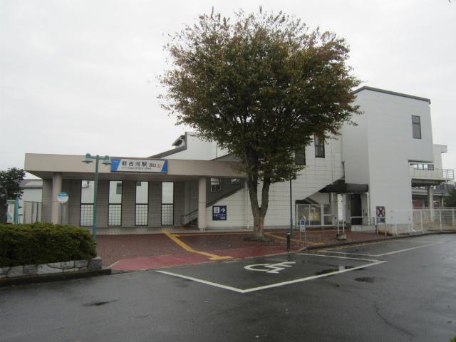 新古河駅舎