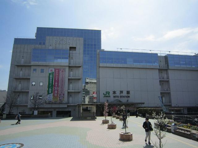 水戸北口駅舎