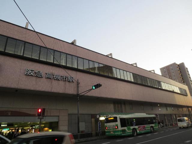 高槻市 駅舎