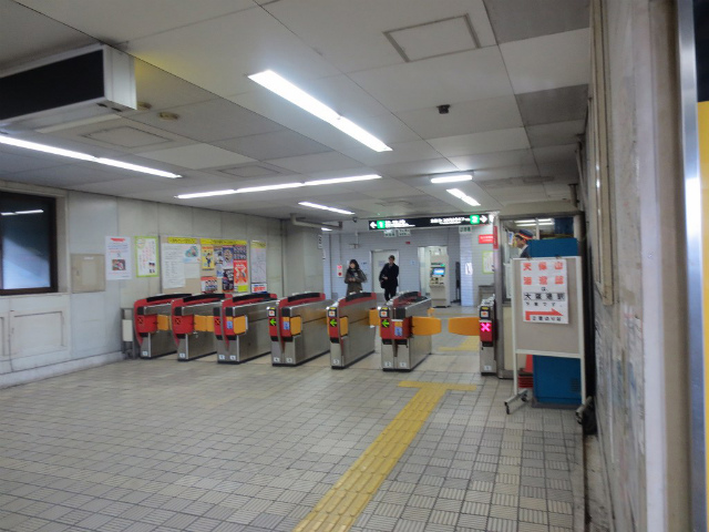 弁天町 地下鉄東