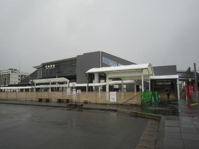 伊集院駅舎