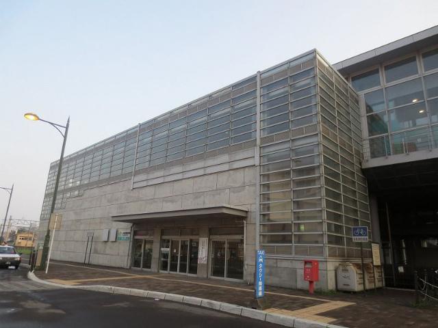 小樽築港 駅舎
