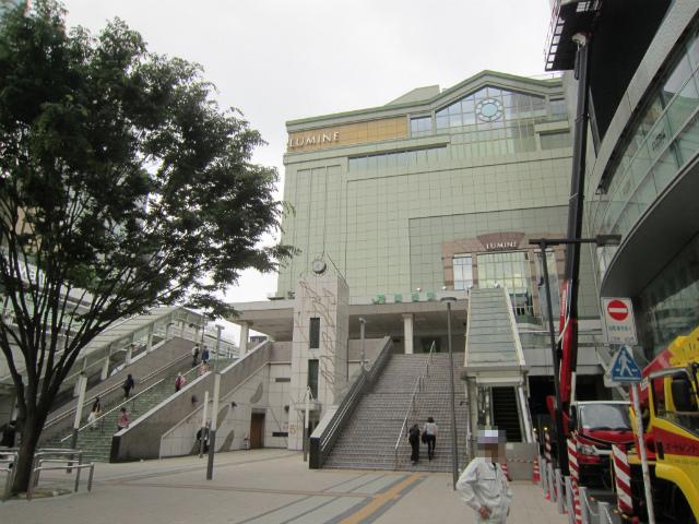 新宿東南口駅舎