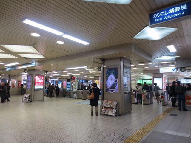 京橋  北