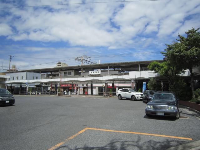 高蔵寺駅舎