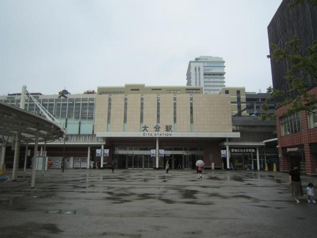 大分南駅舎