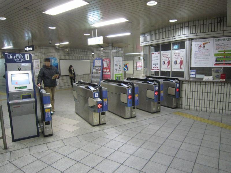 茨木市駅 | 改札画像.net